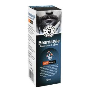 Beardstyle beardgrowth spray